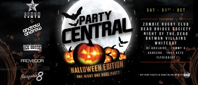 Party Central: Halloween Edition