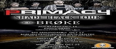 Primacy Shade Black Tour with Broke