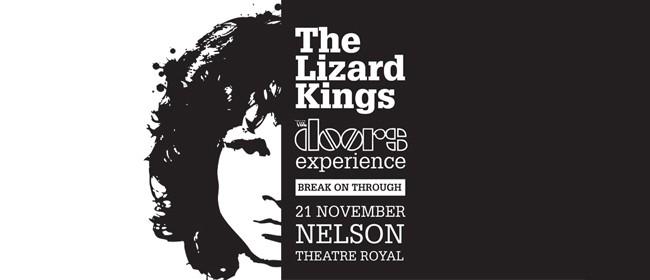 The Lizard Kings – The Doors Experience – Break on Through