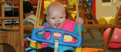 GymbaROO Classes for Babies Aged Six Months to One Year Old