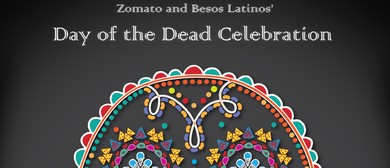 Zomato and Besos Latinos: Day of the Dead Celebration