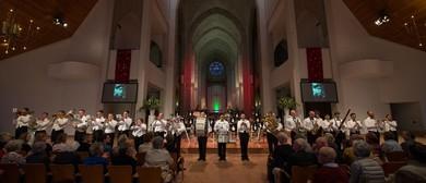 Royal NZ Navy Band Presents - Remember