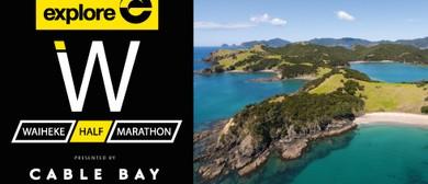 Waiheke Half Marathon