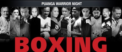 Puanga Warrior Night