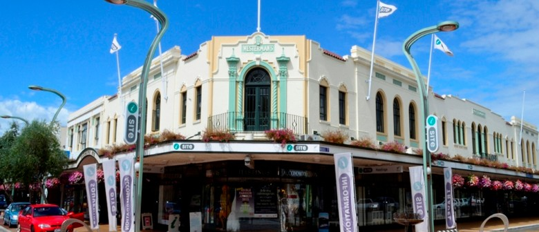 Art Deco Guided Walk of Hastings Cbd - TADF16