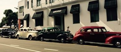 Art Deco Vintage Car Tours - TADF16