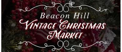 Shabby Chic Christmas Market Day