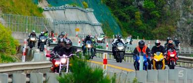 Woodville Lions Suzuki Coast to Coast Motorcycle Ride