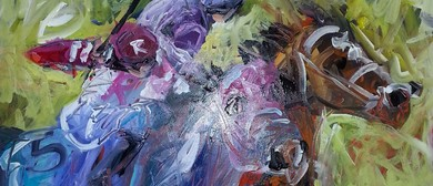 Pauline Gough Expressionist Art Exhibition