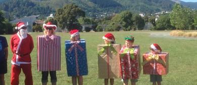 Jingle Bells Jog and Santa Walk