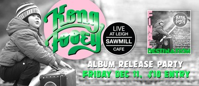 Kong Fooey Album Release Party