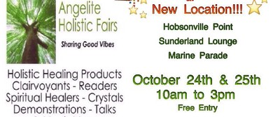 Angelite Holistic Fair