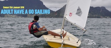 Adult Have a Go Sailing