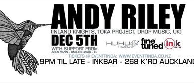 Andy Riley (Inland Knights, Toka Project, Drop Music, UK)