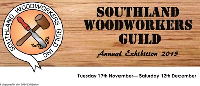 Southland Woodworkers Guild Annual Exhibition 2015
