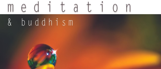 Meditation and Buddhism Tuesdays