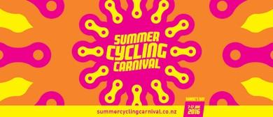 Summer Cycling Carnival - Black Barn Vineyards Pain Train