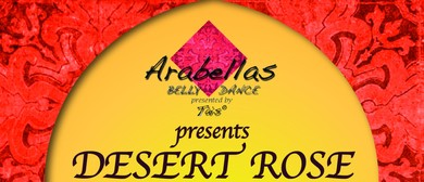 The Desert Rose - Bellydance Show