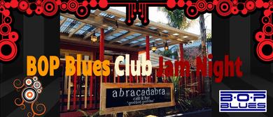 Bop Blues Club Jam Night