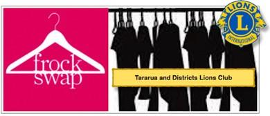 Tararua & District Lions Frock Swap