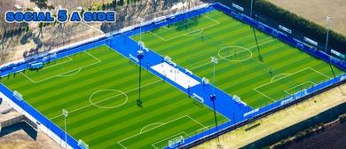 Christchurch Football Centre - Social 5 A Side Football