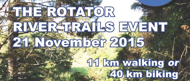 The Rotator River Trails Event: CANCELLED