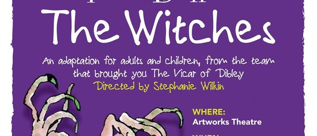 Waiheke Theatre Co presents The Witches by Roald Dahl