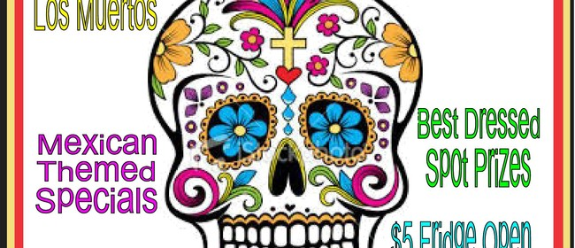 Day of the Dead - Tequila Party