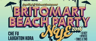 Britomart Beach Party New Years Eve