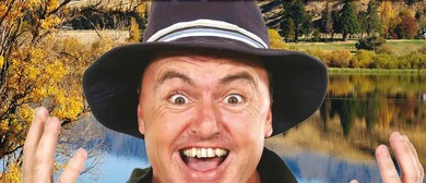 Auditions for Kiwi Comedy: Central Otago Man