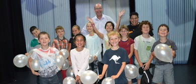 Tim Bray Productions' Youth Sing Workshops for 8-14yrs