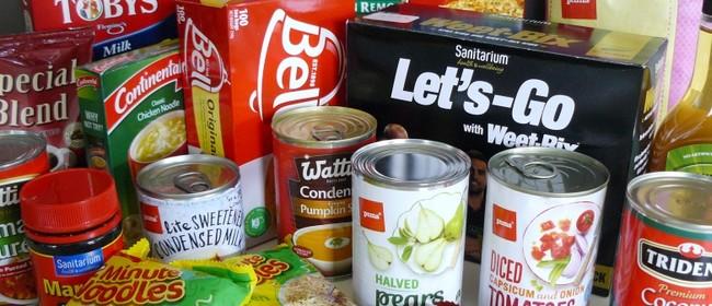 Marlborough Community Foodbank Street Appeal
