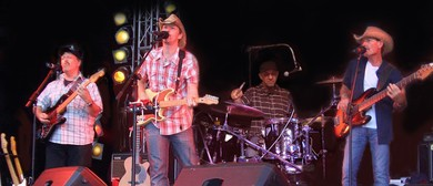 New Years Eve Party - James Ray & the Geronimo Band