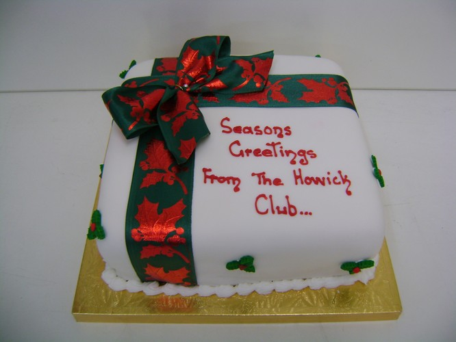 Cake Icing Decorations Nz : Christmas Cake Decorating Class - Auckland - Eventfinda