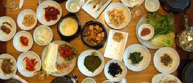 Korean Cuisine: CANCELLED