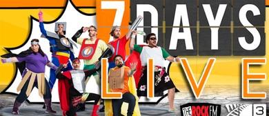 7 Days NZ Tour