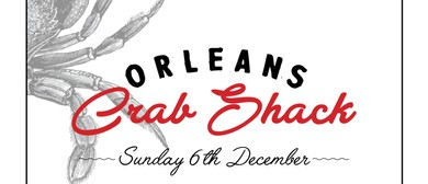 Crab Shack with Sal Valentine & the Babyshakes