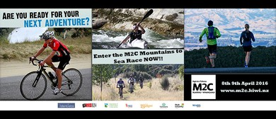 M2C Mountains to Sea Multisport Race