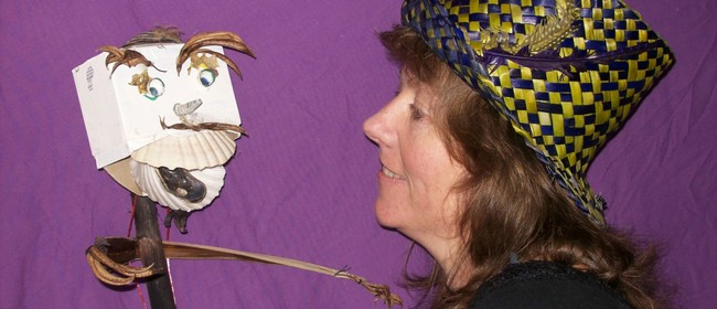 Story Telling and Puppet Workshops With Kaitrin Mcmullan!