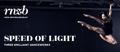 Speed of Light - Royal New Zealand Ballet