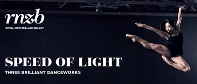 Speed of Light - Royal New Zealand Ballet