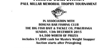Prospect of Howick Fishing Competition