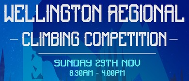 Wellington Regional Climbing Competition