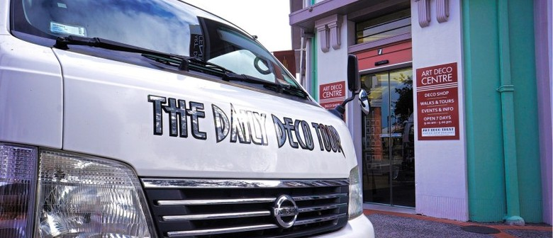 Deco Dawdle Tour - TADF16