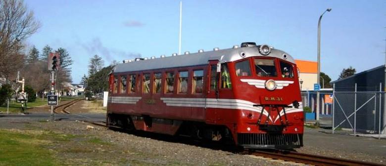 Railcar – Sunday to Otane  Market -TADF16
