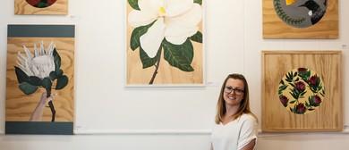 """Puawai me Te Rakau"" Art Exhibition by Claire Dredge"