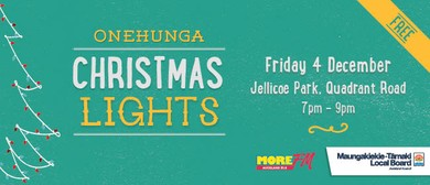 Onehunga Christmas Lights