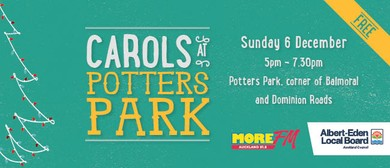Carols at Potters Park