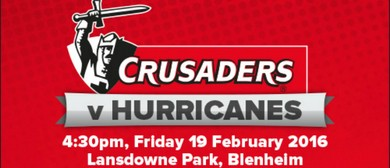 Crusaders v Hurricanes (Pre-Season)