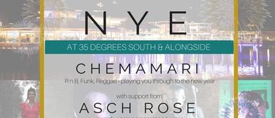 NYE at Alongside w Chemamari & Asch Rose
